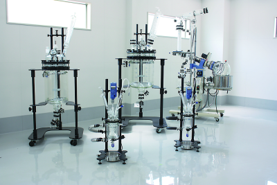 Equipment and laboratory environment rental service
