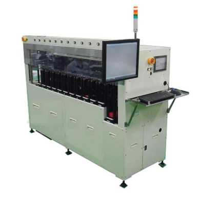 Semiconductor chip mounting machine CRM-01