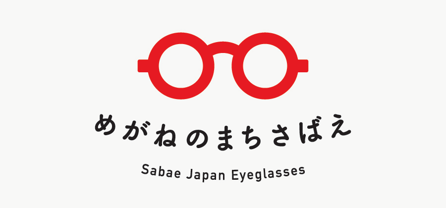 Logo created by Sabae City as part of branding