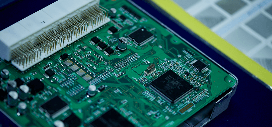 Products using plated electronic parts