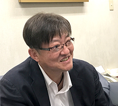 Cosmotec's New Business Department Manager Takunori Shimoyama
